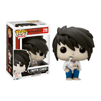 POP! 219 L (WITH CAKE). DEATH NOTE