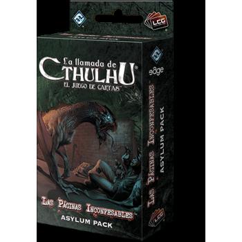 CTHULHU LCG - LAS PAGINAS INCONFESABLES