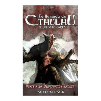 LA LLAMADA DE CTHULHU LCG - VIAJE A LA DESCONOCIDA KADATH - ASYLUM PACK 6