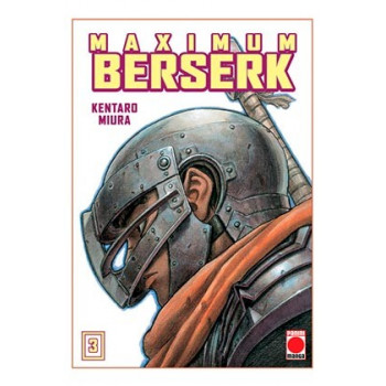 BERSERK MAXIMUM 03 (CORREGIDO)