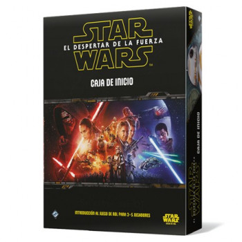 STAR WARS: EL DESPERTAR DE...
