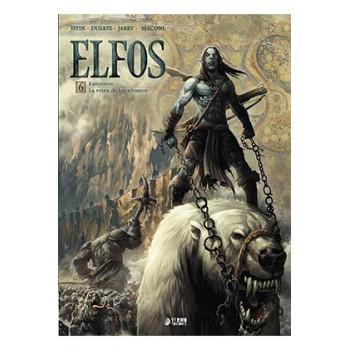 ELFOS 06. KASTENNROC / LA REINA DE LOS SILVANOS
