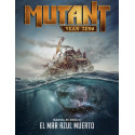 MANUAL DE ZONA 2: EL MAR AZUL MUERTO - MUTANT YEAR ZERO