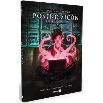 POSTNOMICON VOL.1 - CULTOS...
