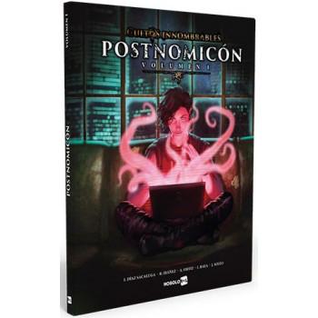 CULTOS INNOMBRABLES: POSTNOMICON VOL.1