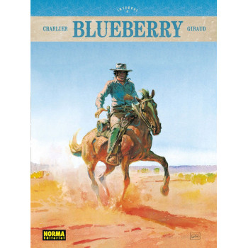BLUEBERRY 04 EDICION INTEGRAL