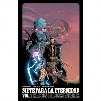 SIETE PARA LA ETERNIDAD 01 DIOS DE LOS SUSURROS