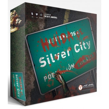 HUIDA DE SILVER CITY (NUEVA EDICION)