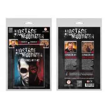 HOSTAGE. EL NEGOCIADOR - EXPANSIONES 1 Y 2