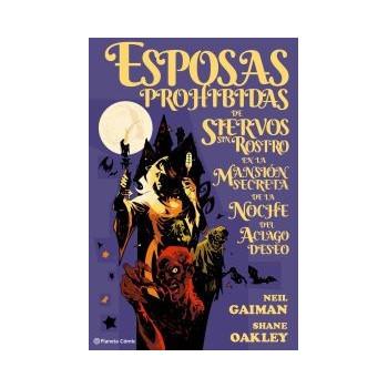ESPOSAS PROHIBIDAS DE SIERVOS SIN ROSTRO
