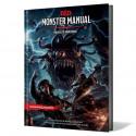 MANUAL DE MONSTRUOS (MONSTER MANUAL) - DUNGEONS & DRAGONS 5ª EDICION