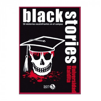 BLACK STORIES: UNIVERSIDAD...