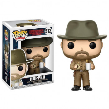 POP! 512 HOPPER. STRANGER THINGS