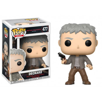 POP! 477 DECKARD. BLADE RUNNER 2049