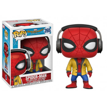 POP! 265 SPIDER-MAN. SPIDER-MAN HOMECOMING