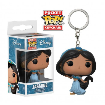 POCKET POP! LLAVERO JASMINE. DISNEY