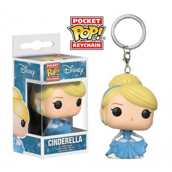 POCKET POP! LLAVERO CENICIENTA (CINDERELLA). DISNEY
