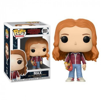POP! 551 MAX. STRANGER THINGS