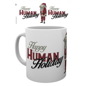 TAZA HAPPY HUMAN HOLIDAY....
