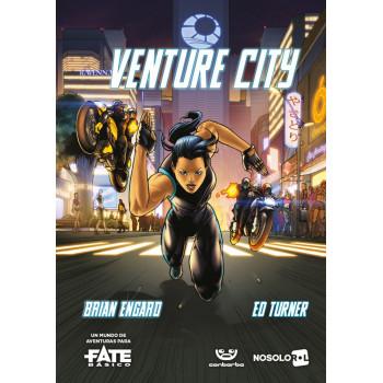 VENTURE CITY - FATE BASICO