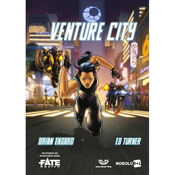 VENTURE CITY - MUNDOS FATE