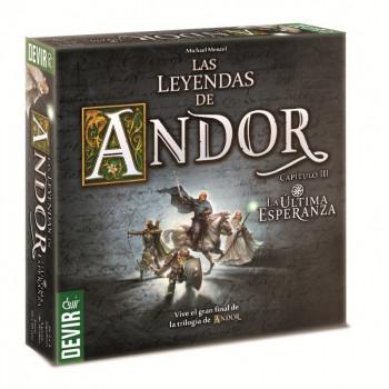 LEYENDAS DE ANDOR: LA ULTIMA ESPERANZA