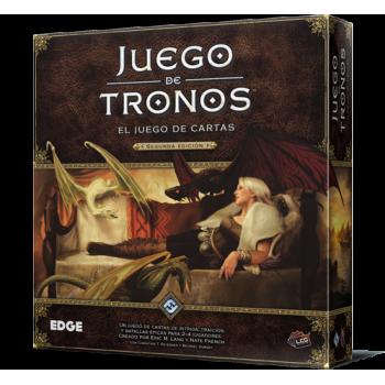 JUEGO DE TRONOS 2ª EDICION...