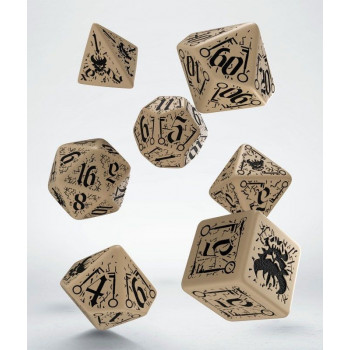 SET 7 DADOS PATHFINDER COUNCIL OF THIEVES