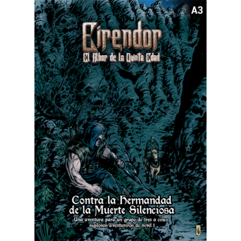 EIRENDOR - CONTRA LA HERMANDAD DE LA MUERTE SILENCIOSA