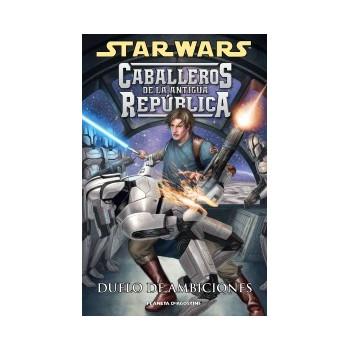 STAR WARS: CABALLEROS DE LA...