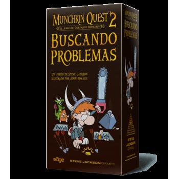 MUNCHKIN QUEST 2 - BUSCANDO...
