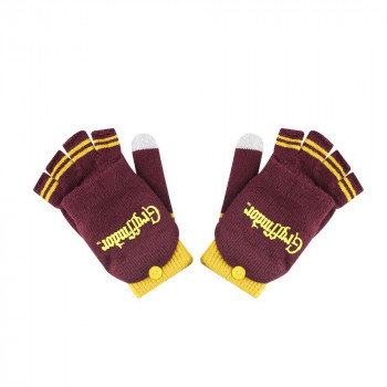 GUANTES GRYFFINDOR. HARRY POTTER