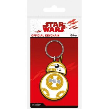 LLAVERO BB-8 CAUCHO. STAR WARS