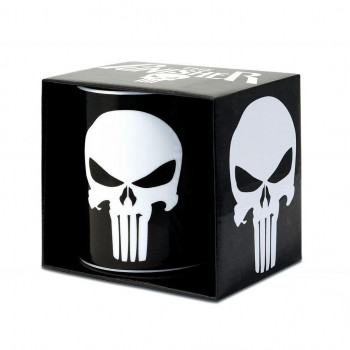 TAZA CALAVERA PUNISHER. MARVEL