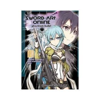 SWORD ART ONLINE PHANTOM BULLET 01 (MANGA)