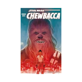 STAR WARS CHEWBACCA (TOMO RECOPILATORIO)