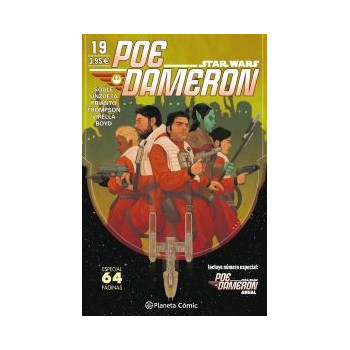 STAR WARS POE DAMERON 19