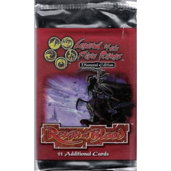 SOBRE 11 CARTAS LEGEND OF THE FIVE RINGS - REIGN OF BLOOD (INGLES)