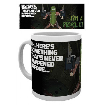 TAZA I'M A PICKLE! RICK Y...