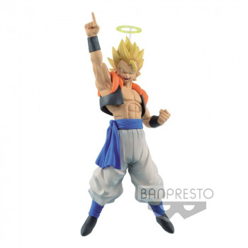 ESTATUA GOGETA SUPER SAIYAN 16cm. FIGURATION VOL.1. DRAGON BALL Z