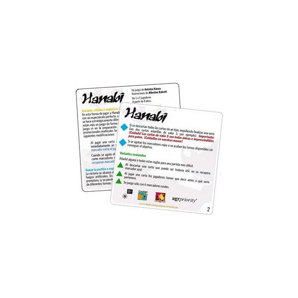 VARIANTE ¡GANA O EXPLOTA! - HANABI (PROMO)
