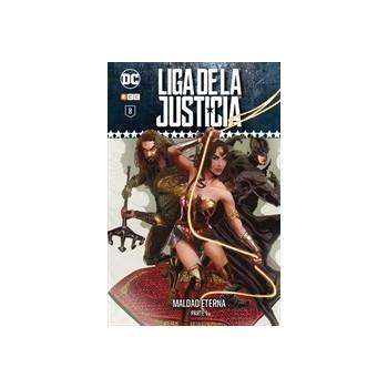 LIGA DE LA JUSTICIA: COLECCIONABLE SEMANAL 08