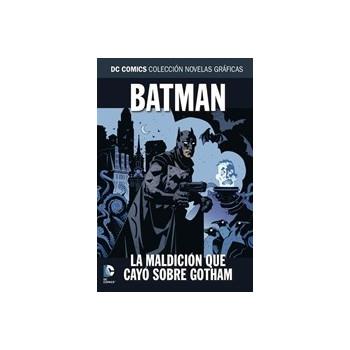 COLECCION NOVELAS GRAFICAS 50: BATMAN: LA MALDICION QUE CAYO SOBRE GOTHAM
