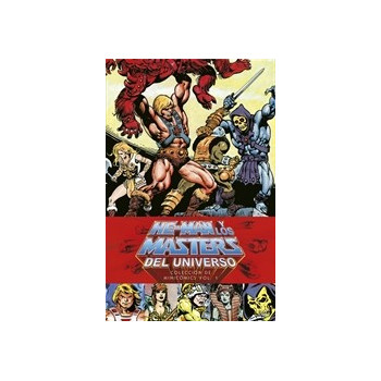 HE-MAN Y LOS MASTERS DEL UNIVERSO: COLECCION DE MINICOMICS 01