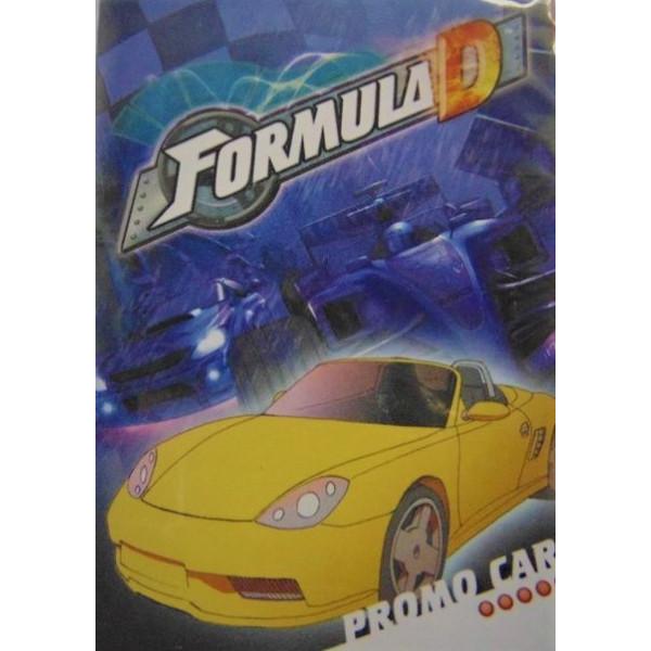 COCHE - FORMULA D (PROMO)