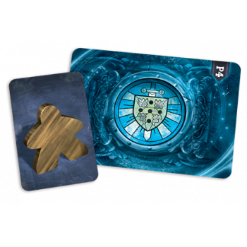 CARTA MEEPLE - MYSTERIUM...