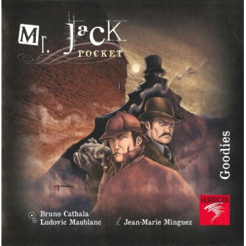 MINI EXPANSION GOODIES - MR. JACK POCKET (PROMO)