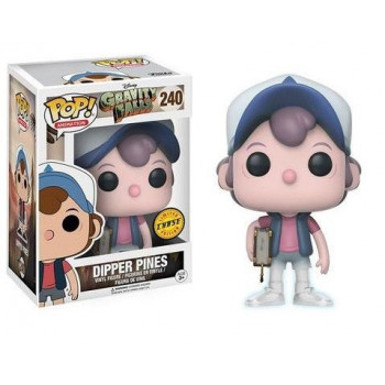 POP! 240 DIPPER PINES (CHASE). GRAVITY FALLS