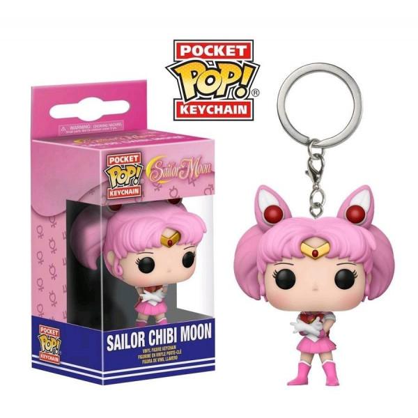 POCKET POP! LLAVERO SAILOR CHIBI MOON. SAILOR MOON