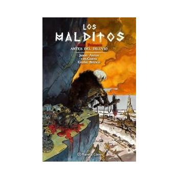 LOS MALDITOS 01